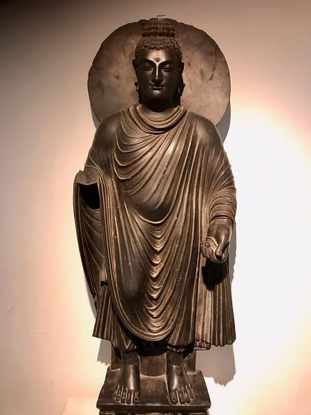 Budha Statue - National Museum - Delhi, India