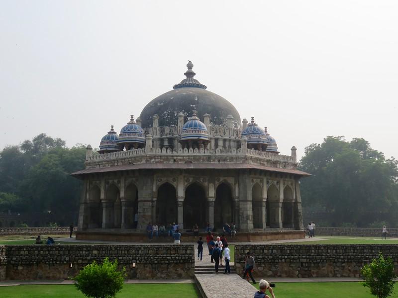 Isa Khan Niyazi's Garden Tomb