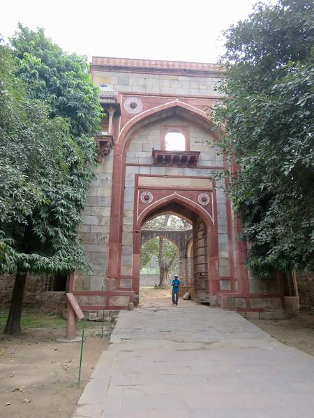 Mughal Emperor Humayun's Tomb