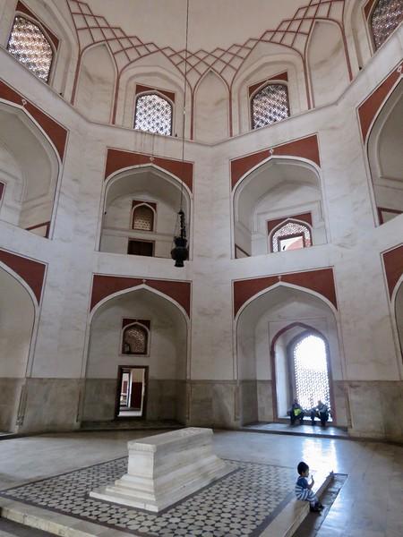 Mughal Emperor Humayun's Tomb - Delhi, India