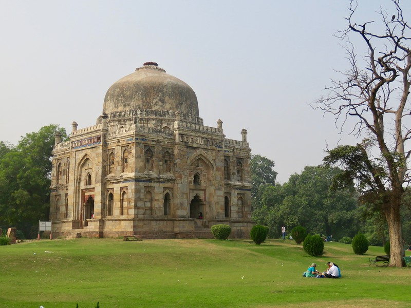 Historic Places in Delhi