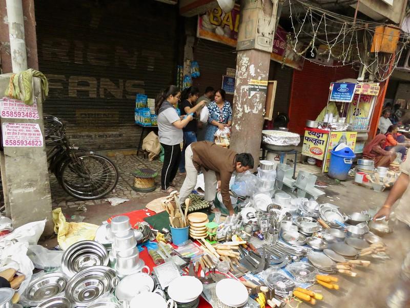 vendor Old Delhi