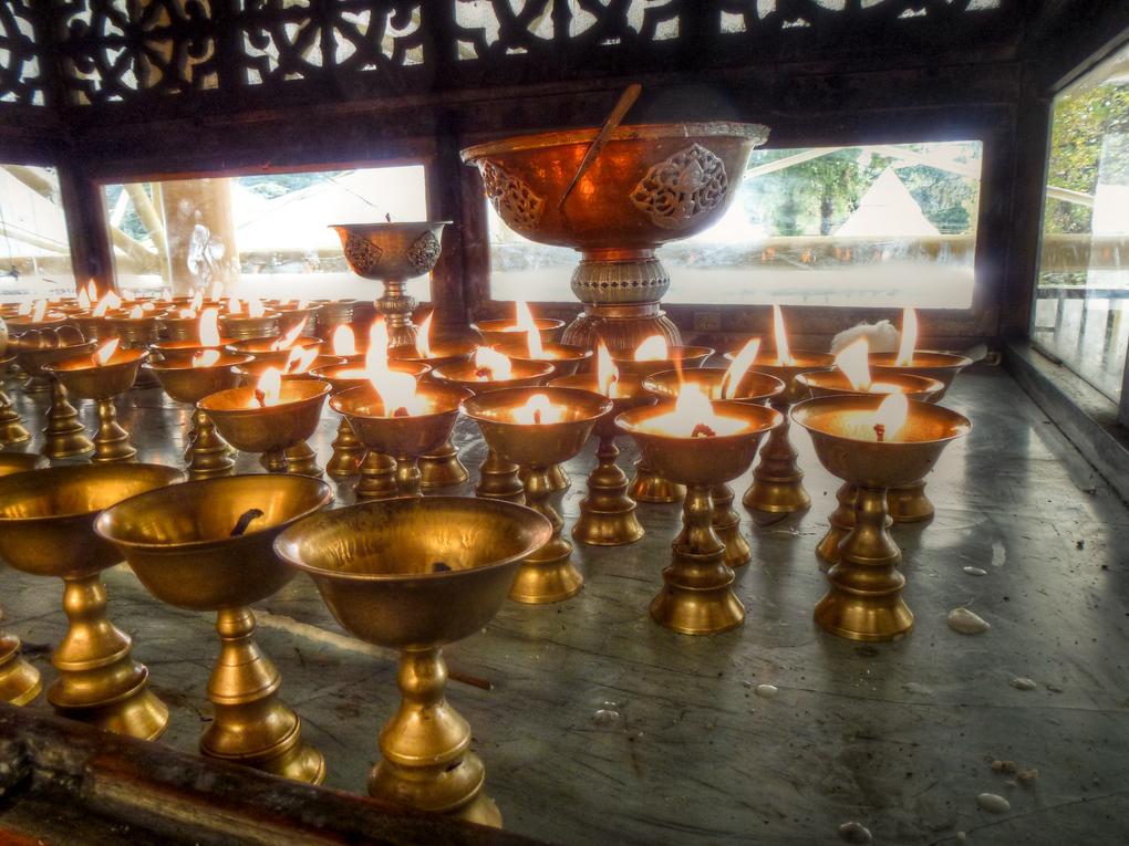 dharamsala candles