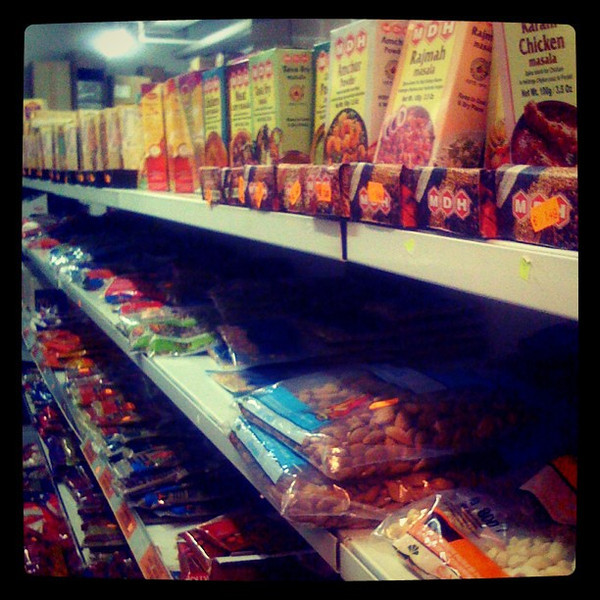 Hit Indian spice motherlode in #berlin today. Sona Foods in Kreuzberg. Awesome.
