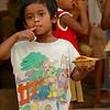 Free Lunch at Assi Ghat - Varanasi, India