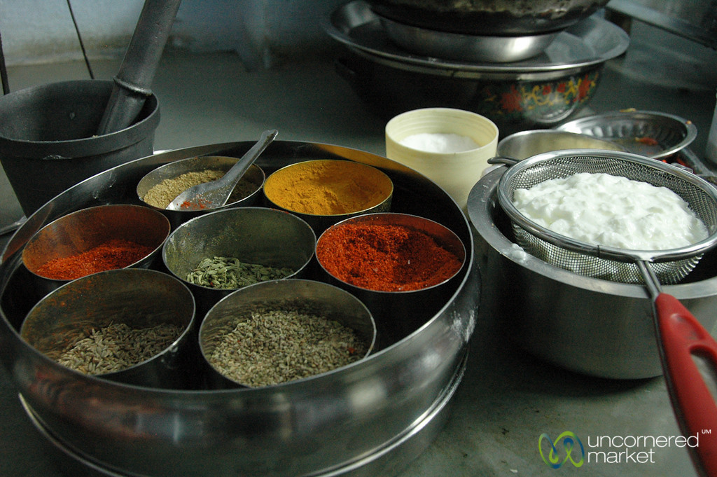Tools of an Indian Kitchen - Udaipur, India