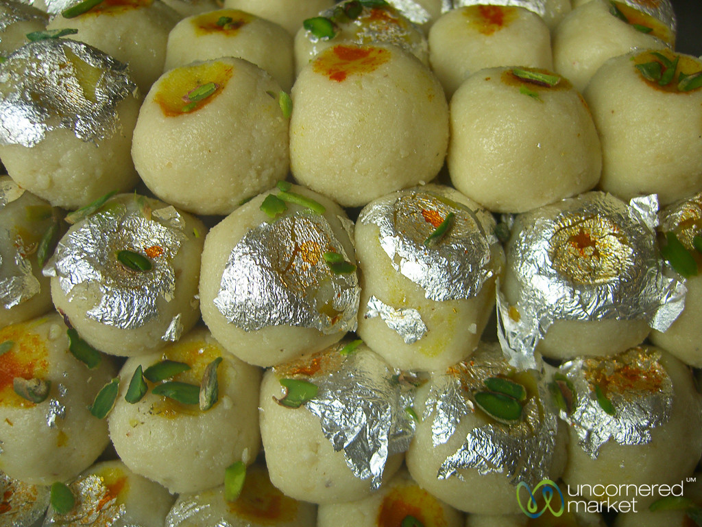 Indian Sweets - Udaipur, India