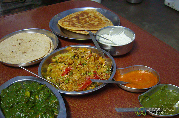 Indian Food Cooking Class - Udaipur, India