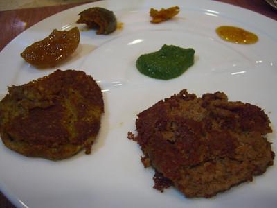Veg and Non-Veg Indian Appetizer - Chandigarh, India