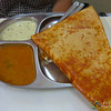 Delicious Mysore Dosa in Mumbai, India