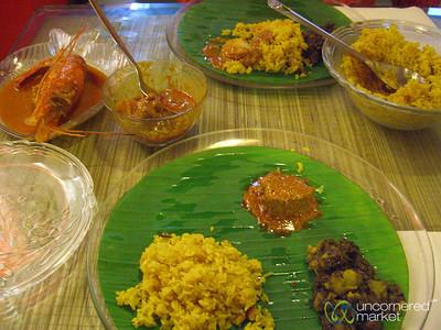 Delicious Bengali Food - Kolkata, India