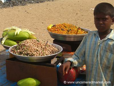 Channa Choices - Pondicherry, India