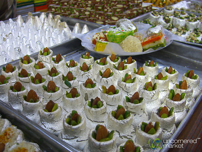 Indian Sweets - Varanasi, India