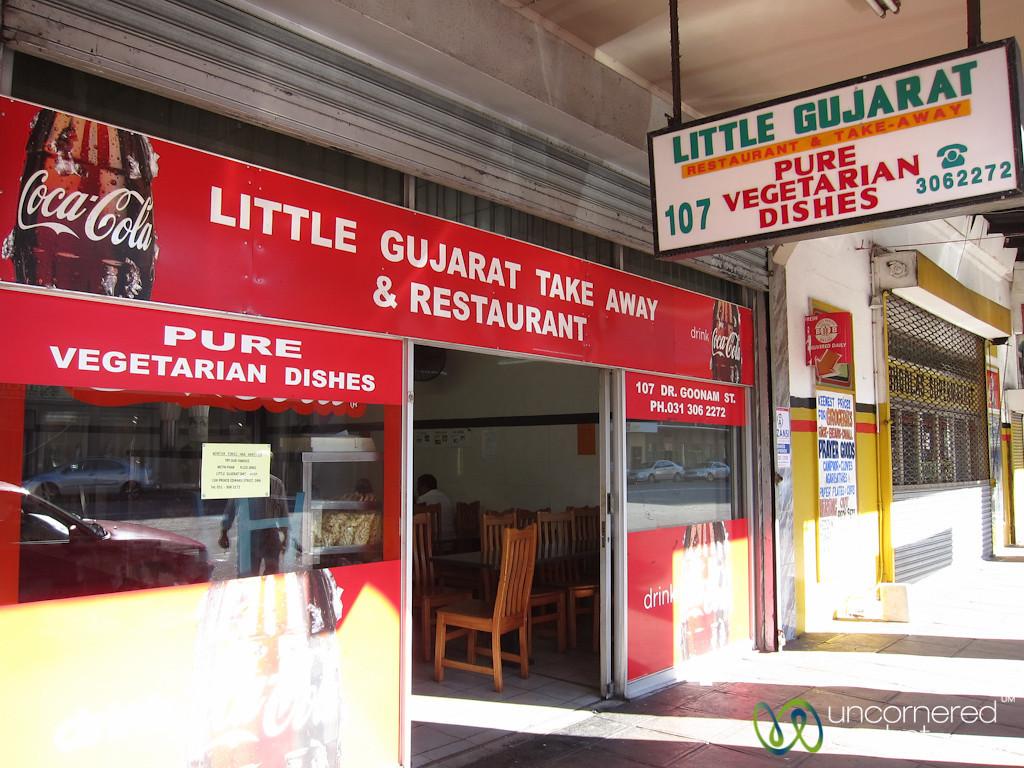 Little Gujarat Restaurant - Durban, South Africa