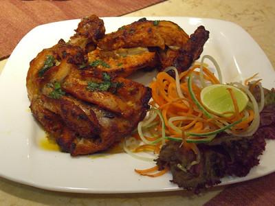Tandoori Chicken - Chandigarh, India