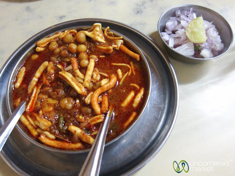 Misal, Maharashtrian Dish - Mumbai, India