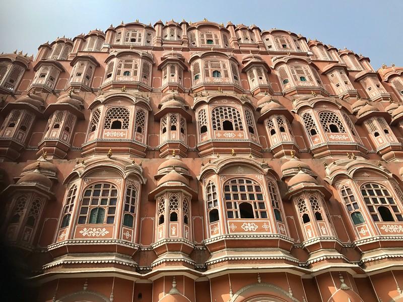 Palace of Wind - Jaipur, India