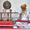 The Hookah Smoker At Mehrangarh Fort - Jodhpur, India