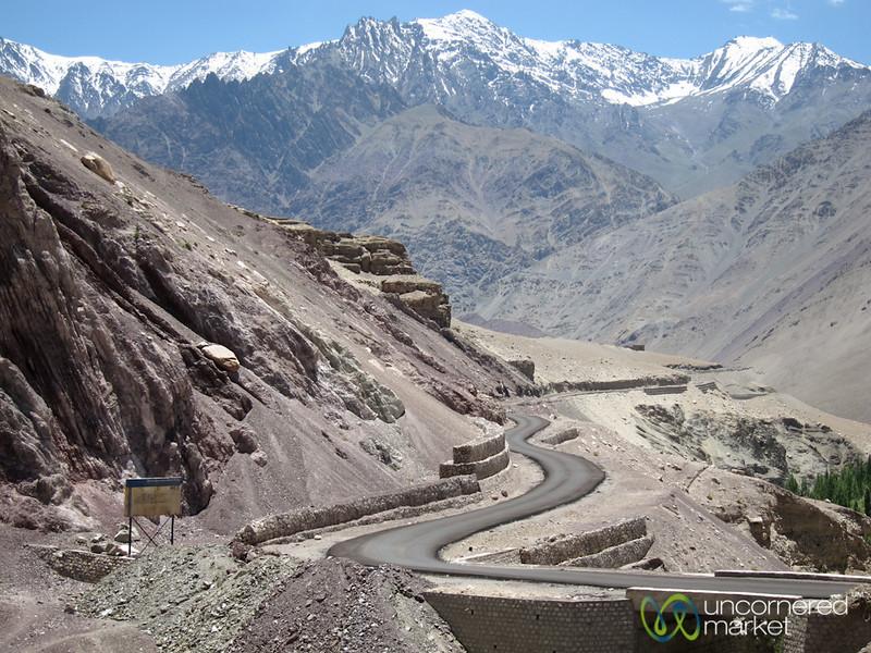 Ladakh Mountain Roads - Ladakh, India
