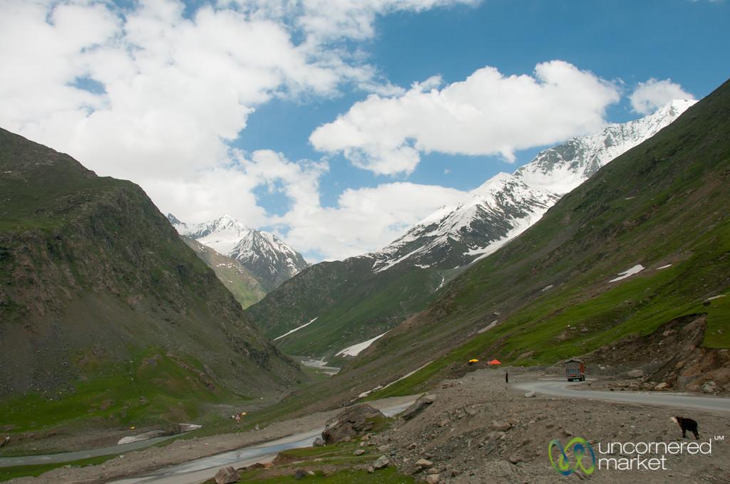 Mountain Roads and Views, Kashmir to Ladakh - India