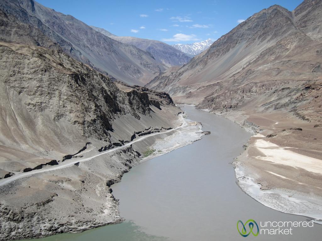 Indus River - Ladakh, India