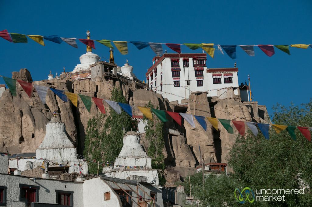 Lamayuru Monastery in Ladakh, India