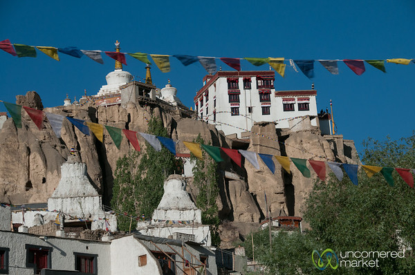 Lamayuru Monastery in Ladakh, India