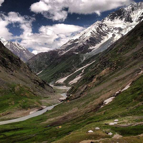 Kashmir to Ladakh roadtrip. Mind-spanning landscapes from Sonamarg to Drass, the world's second-coldest inhabited village.