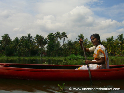 Kerala Backwater Neighbors