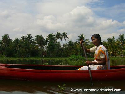 Kerala Backwater Neighbors