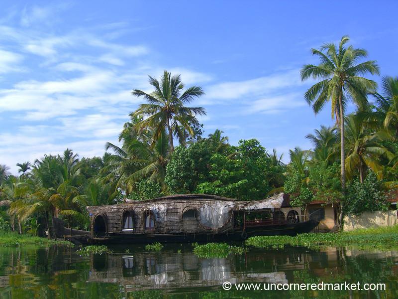 Kerala Tropics and Backwater Boat