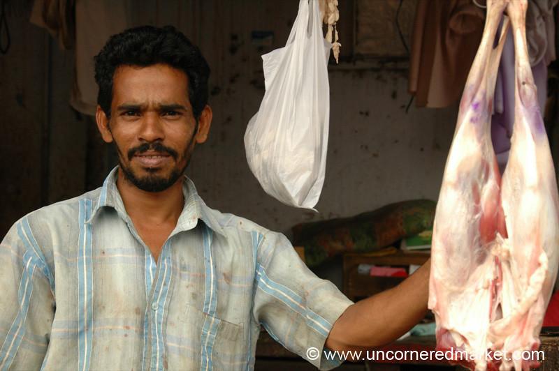 Meat Man - Kollam, India