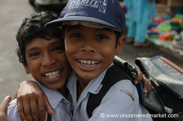 School Friends - Kochi, India