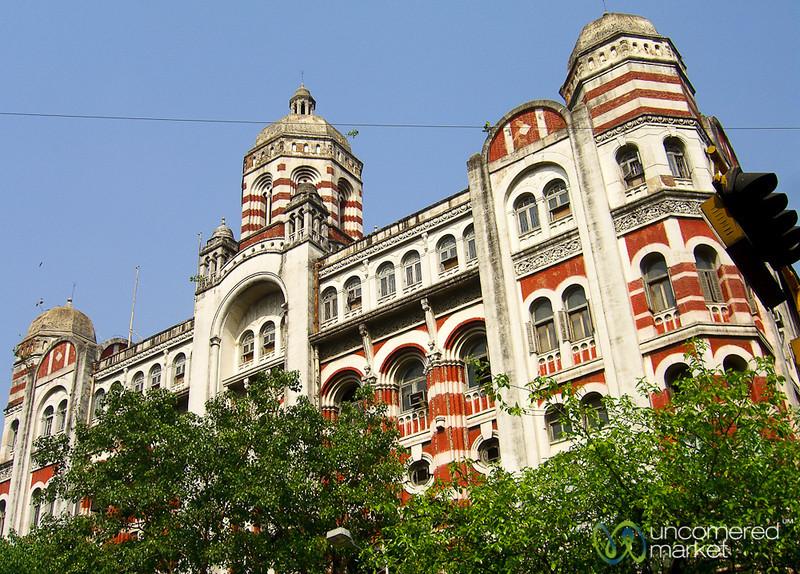 Classic British Colonial Architecture in Kolkata, India