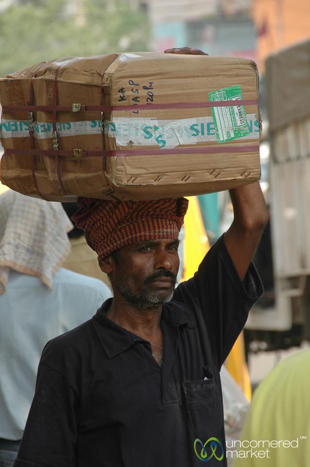Balancing Act - Kolkata, India
