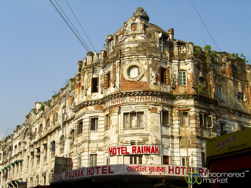 Faded Architectural Glory - Kolkata, India