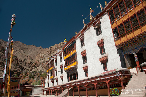 Hemis Monastery in Ladakh, India