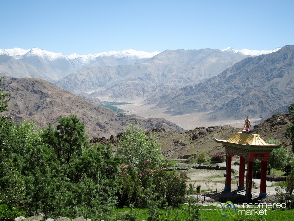 Shang Sumdo to Hemis, Mountain Views - Ladakh, India