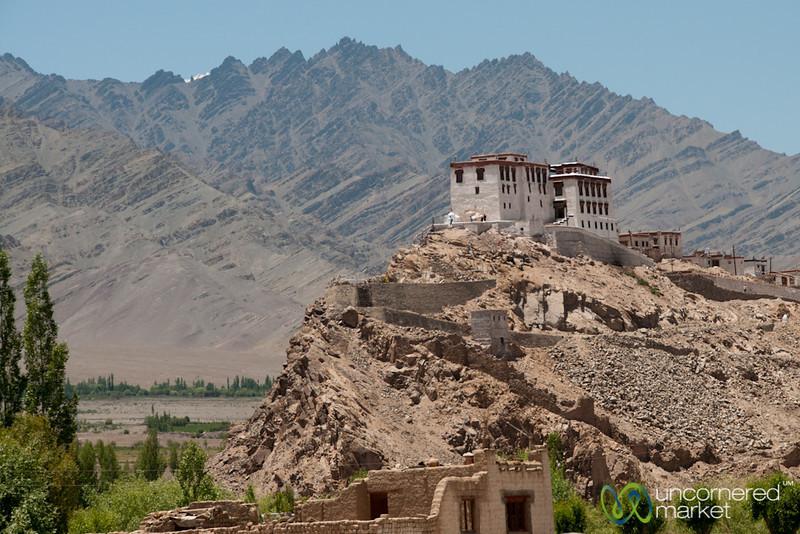 Likir Monastery in Ladakh, India