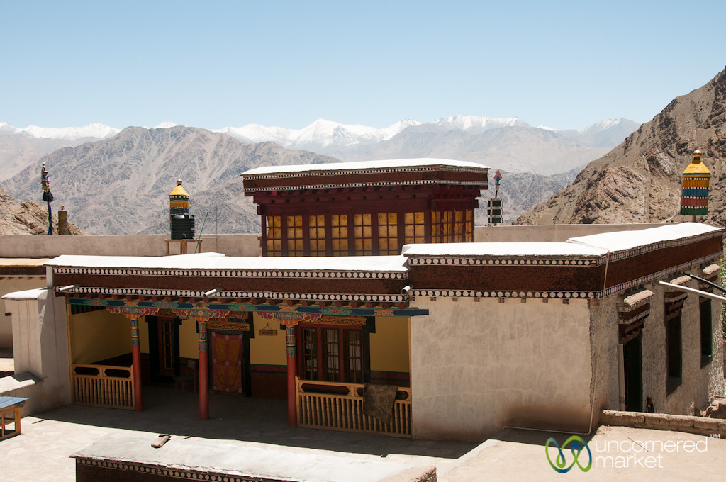 Hemis Monastery, Mountain Views - Ladakh, India