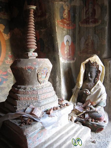 Lamayuru Monastery, Intimate Temple - Ladakh, India
