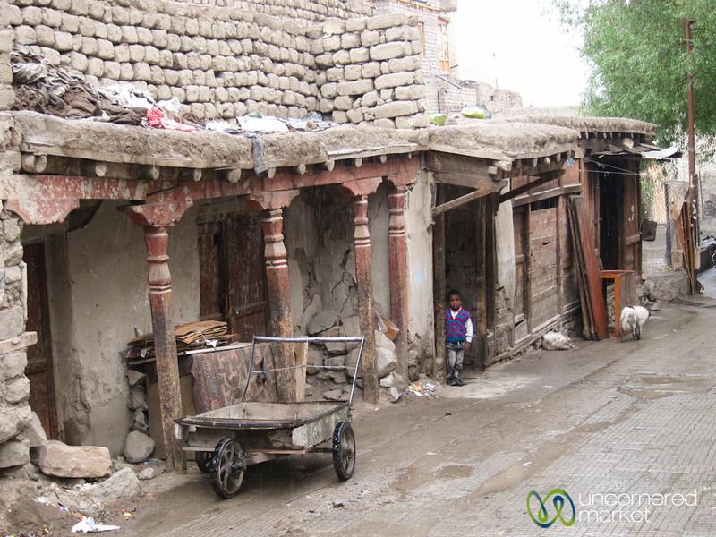 Old Town Leh - Ladakh, India