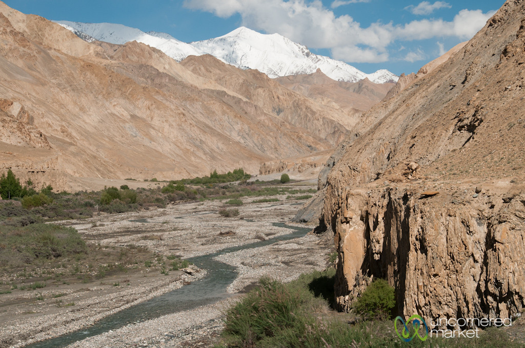 Mountain Views and River Valleys - Markha Valley Trek in Ladakh, India