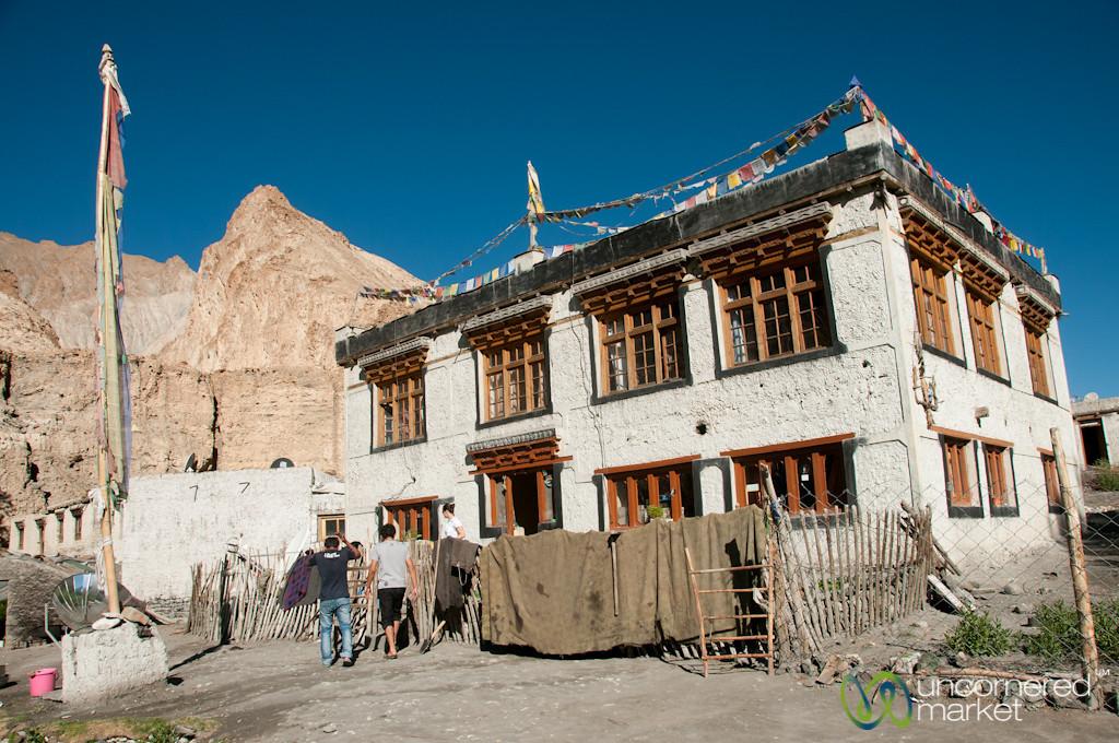 Markha Village Homestay - Ladakh, India