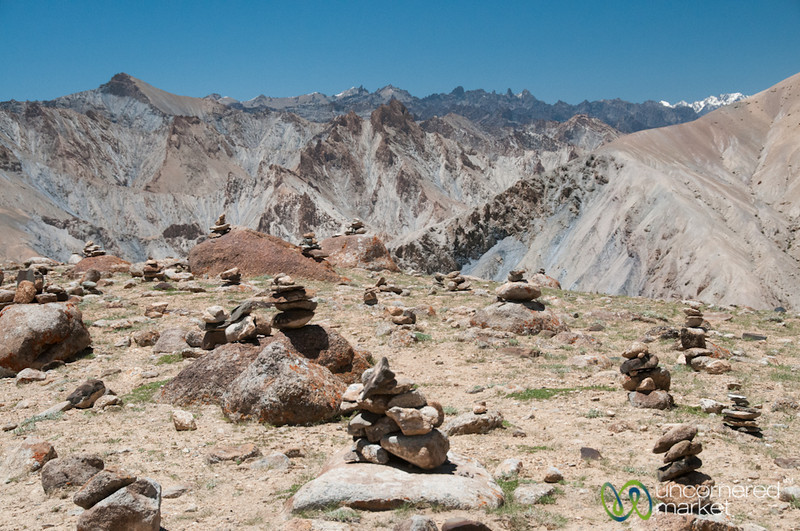 Markha Valley Trek, Day 5 - Hankar to Nimiling, Ladakh