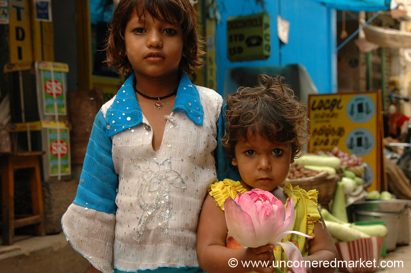 Sweet Kids - Madurai, India