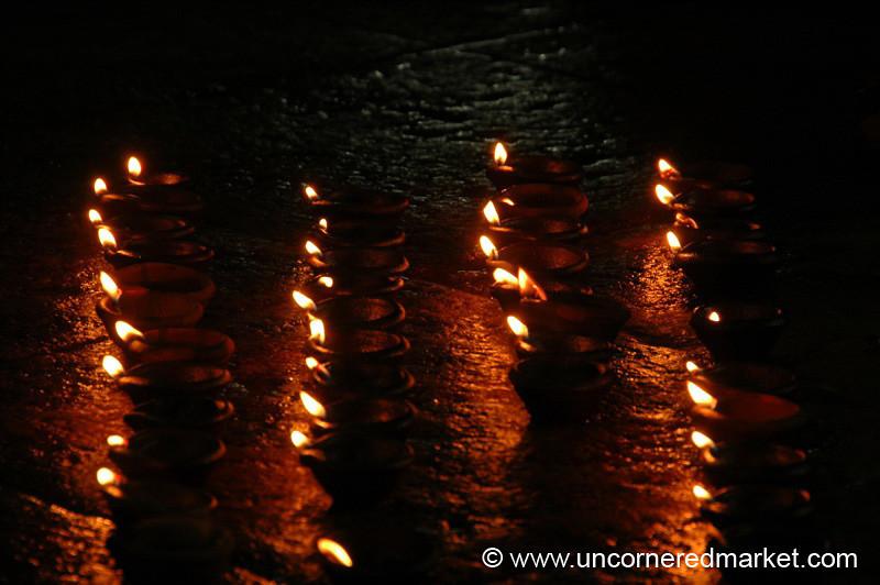 Madurai India, Temple Vigil