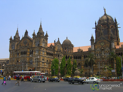 Grand Victoria Station - Mumbai, India