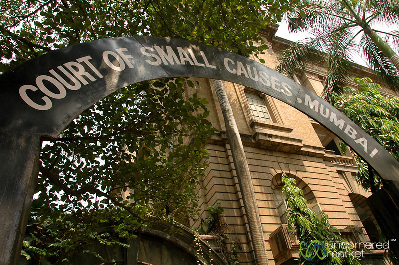 Court of Small Causes - Mumbai, India