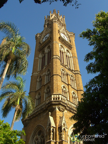 Rajabai Clock Tower - Mumbai, India